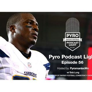 Pyro Light Fantasy Football Podcast – episode 56 – Week 14 – NFL 2016