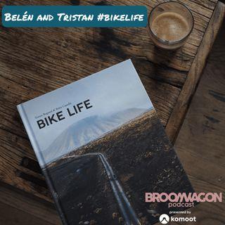 Belén Castelló & Tristan Bogaard #bikelife