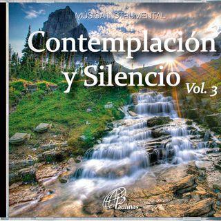 Contemplación y Silencio Vol. 3
