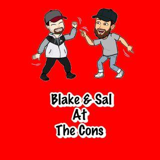 Blake & Sal At The Cons