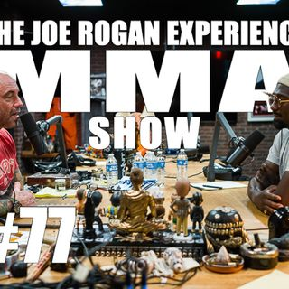 JRE MMA Show #77 with Cedric Doumbe