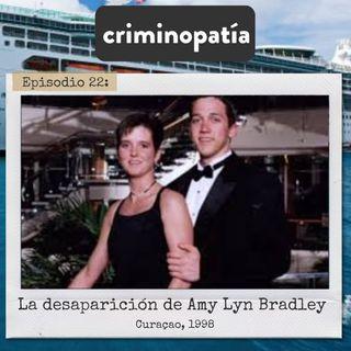 22. La desaparición de Amy Lynn Bradley (Curaçao, 1998)