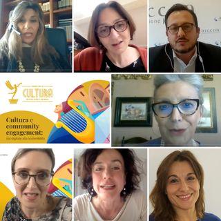 Cultura & Community Engagement: dal digitale alla sostenibilità
