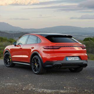 Stupid og samtidigt vellykket ny Porsche Cayenne Coupé - Med Nikolaj Karlshøj fra driveit.dk