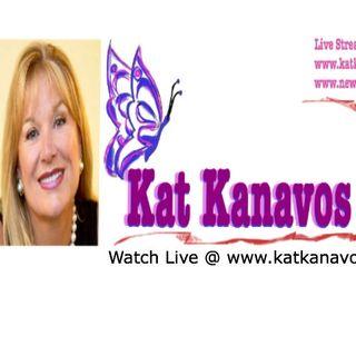 Kat Kanavos Show - Be Fearless 5.16.16