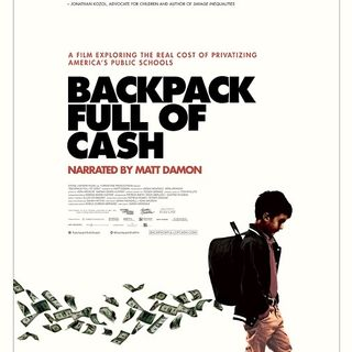 Agree or Disagree: The Podcast- A Backpack Full of Cash