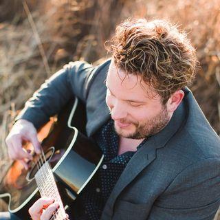 Singer James Lee Baker stops by #ConversationsLIVE