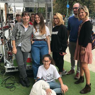#fridaysforfuture Stefano Zenoni e Marcella Messina su Radioimmaginaria