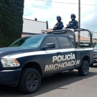 Refuerzan seguridad en Michoacán