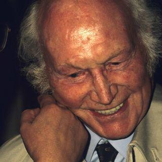 Heinrich Harrer, Naturforscher (Todestag 7.1.2006)