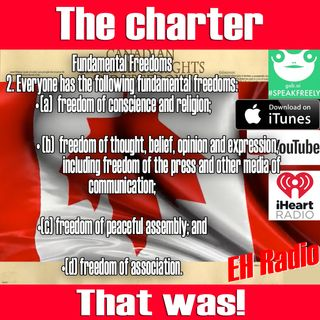 Morning moment The Charter that was! July 6 2018