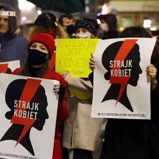 Oltre Confine: proteste pro-aborto in Polonia e rischio di guerra civile in Etiopia