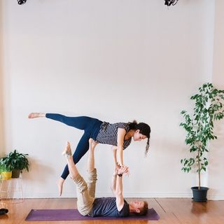 Workout with AcroYoga Global Anywhere