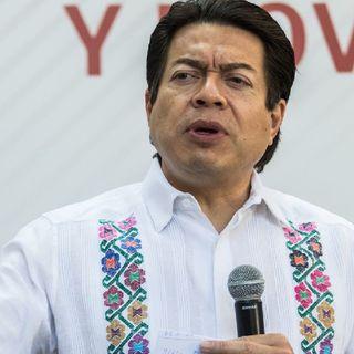 Delgado asegura que López Obrador está defendiendo la democracia