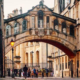 Учеба в Оксфорде и как туда попасть - Ильяс Ахмедов - выпуск 60