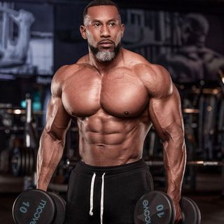 Talking all things Fitness with IFBB Pro AJ Ellison