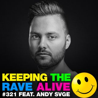 Episode 321: feat. Andy SVGE!