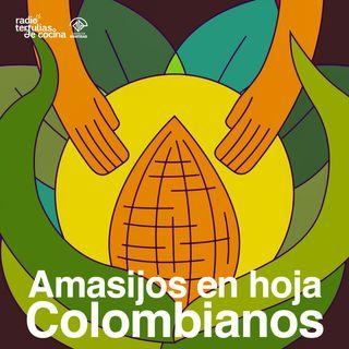 5. Amasijos en hoja colombianos