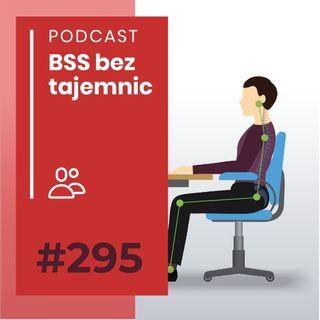 #295 w duecie z Maciejem Żłobińskim o ergonomii pracy w home office