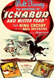 13 Things You Didn't Know About Walt Disney's The Adventures of Ichabod and Mr. Toad
