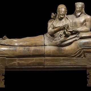 L' arte etrusca e romana