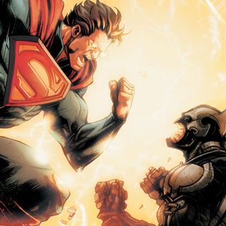 Source Material #156: Injustice Comics 1-6 (DC Comics, 2013)