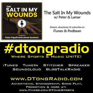 #dtongradio presents...Another Independent Music Playlist - Powered by The Salt In My Wounds Podcast