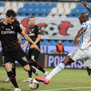Spal 2 - Milan 2...due punti sprecati malamente