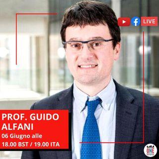 Prof. Guido Alfani: l'economia nella storia tra pandemie e carastie