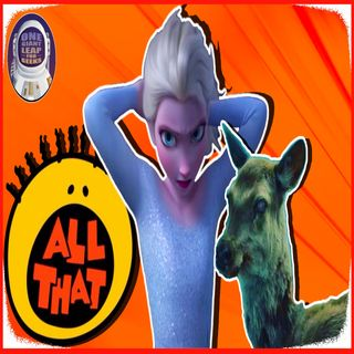 Frozen 2 Trailer, All That Reebot, Zombie Deer, & Talking With Mad Cave Studios | Pop Culture Comedy Podcast