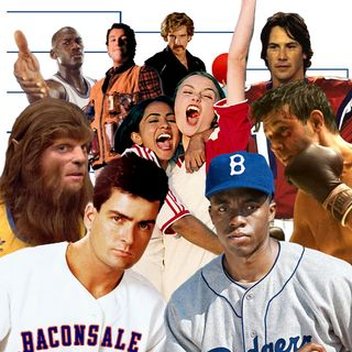 Episode 195: Tournament of Sports Movies