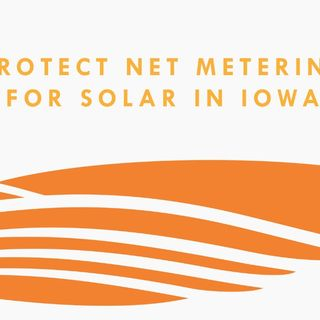 Alliant Energy Strangling Iowa's Solar Industry