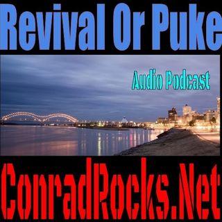 Revival or Puke