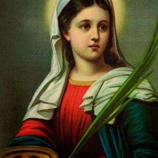 II Domingo de Adviento. Santa Lucía, mártir