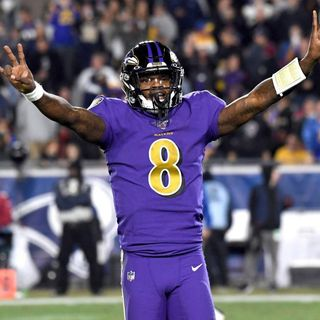 TGT NFL Show: Are the Ravens the best team in the NFL? Whats wrong with the Rams? Who is the NFL MVP right now? Bengals go back to Dalton