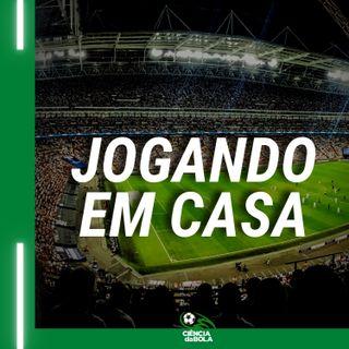 Ep.33: Fatores que influenciam jogar em casa no futebol | Cristiano Diniz e Danilo Coimbra