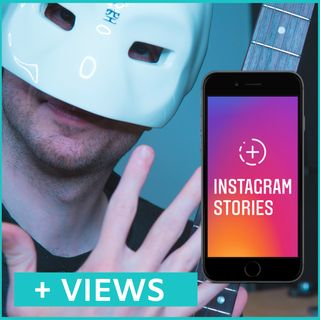 #45 - Instagram Stories: 5 Trucchi Per Aumentare Le Views