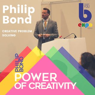 Prof Phillip Bond at The Best You EXPO