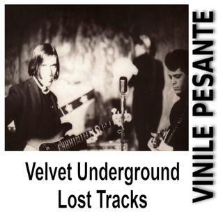 "Vinile Pesante ""VU The lost tracks"" by Mauro Berton"