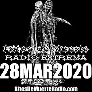 Ritos de Muerte Radio Show - 28MAR2020
