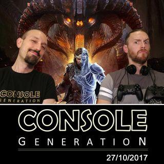 L'Ombra della Guerra, Marvel vs Capcom Infinite e altro! - CG Live 27/10/2017