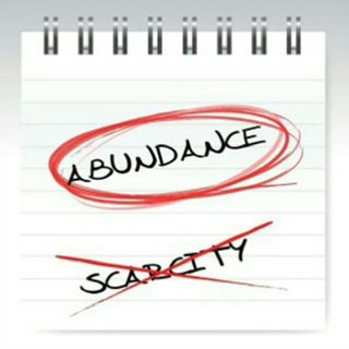 Scarcity Mentality
