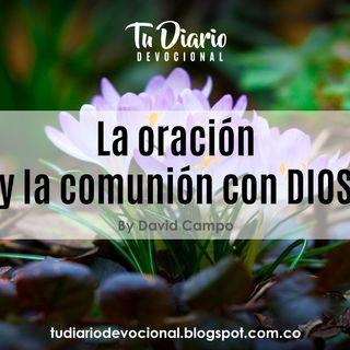 La Oracion y La Comunión con Dios