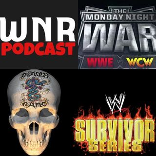 WNR189 WWE SURVIVOR SERIES 1998