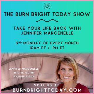 From Burning Out to Burning Bright – Encore-Get Your Life Back By Healing Your Thoughts, Memories and Emotions!