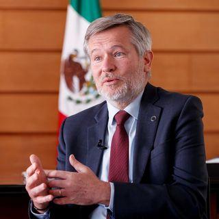 Gautier Mignot, señaló que México enfrenta problemas como el de la violencia contra periodistas