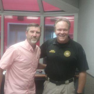 Sheriff Christianson announced retirement.