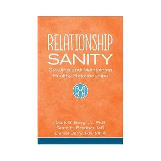 Dr Grant Brenner Releases Relationship Sanity