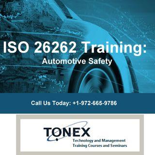 ISO 26262 Training: Automotive Safety