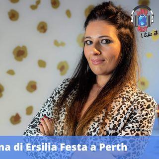 Ep.165 - La rinascita Italiana di Ersilia Festa a Perth